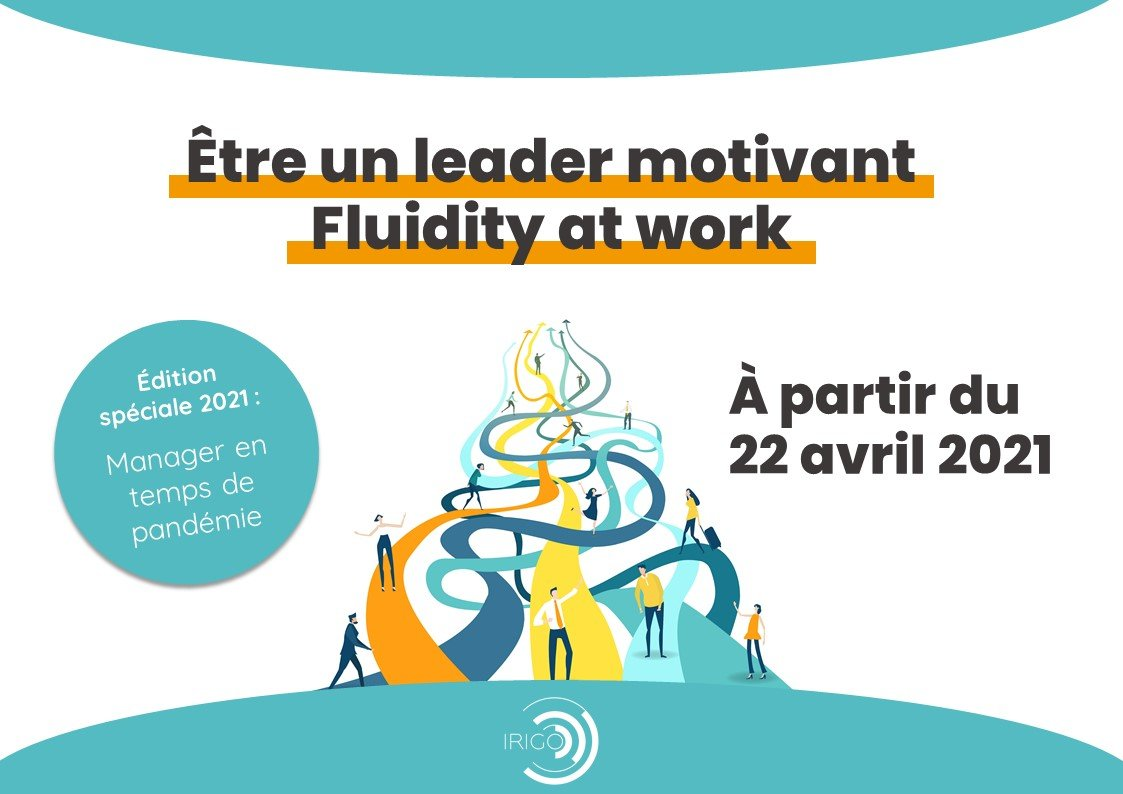 Être un leader motivant, Fluidity at work